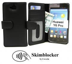 Skimblocker Mobiltaske Huawei Y6 Pro (TIT-L01)