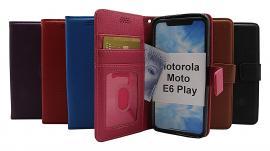 New Standcase Wallet Motorola Moto E6 Play