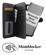 Skimblocker XL Magnet Wallet Motorola Moto G9 Power