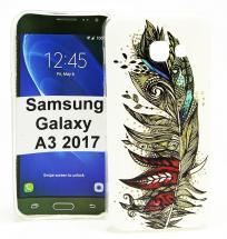 TPU Designcover Samsung Galaxy A3 2017 (A320F)
