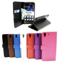 Standcase Wallet Huawei Y6 II (CAM-L21)