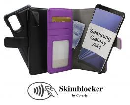 Skimblocker Magnet Wallet Samsung Galaxy A41