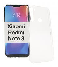 Ultra Thin TPU Cover Xiaomi Redmi Note 8
