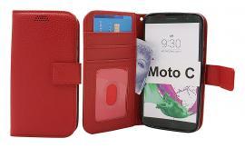 New Standcase Wallet Moto C (xt1754)