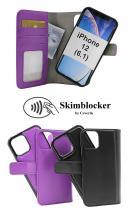 Skimblocker Magnet Wallet iPhone 12 (6.1)