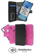 Skimblocker Magnet Wallet Asus Zenfone Max Pro M1 (ZB602KL)