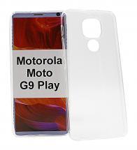 TPU Mobilcover Motorola Moto G9 Play