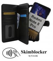 Skimblocker XL Magnet Wallet Xiaomi Redmi Note 8 Pro
