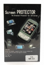 Skærmbeskyttelse Nokia C3