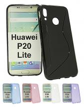 S-Line Cover Huawei P20 Lite