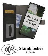 Skimblocker Magnet Wallet Samsung Galaxy Note 10 Plus (N975F/DS)