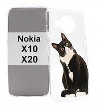 TPU Designcover Nokia X10 / Nokia X20