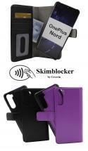 Skimblocker Magnet Wallet OnePlus Nord