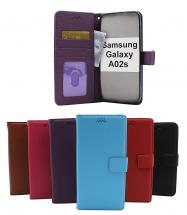New Standcase Wallet Samsung Galaxy A02s (A025G/DS)