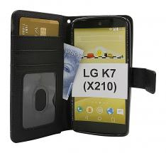 New Standcase Wallet LG K7 (X210)