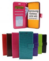 Crazy Horse Wallet Samsung Galaxy A32 4G (SM-A325F)