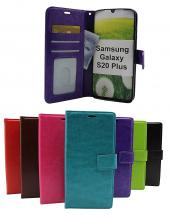 Crazy Horse Wallet Samsung Galaxy S20 Plus (G986B)
