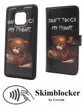 Skimblocker Magnet Designwallet Huawei Mate 20 Pro