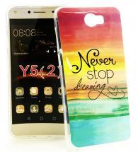 TPU Designcover Huawei Y5 II