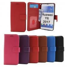 New Standcase Wallet Huawei Y6 2017 (MYA-L41)