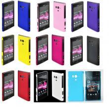 Hardcase Cover Sony Xperia Acro S (LT26w)