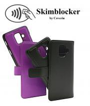 Skimblocker Magnet Wallet Samsung Galaxy A6 2018 (A600FN/DS)