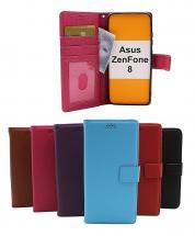 New Standcase Wallet Asus ZenFone 8 (ZS590KS)