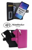 Skimblocker Magnet Wallet Huawei Nova 5T