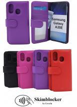 Skimblocker Mobiltaske Samsung Galaxy A20e (A202F/DS)