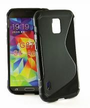 S-Line cover Samsung Galaxy S5 Active (SM-G870)