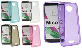 TPU Mobilcover Moto C (xt1754)