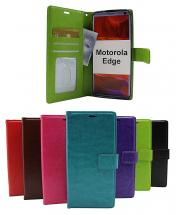 Crazy Horse Wallet Motorola Edge