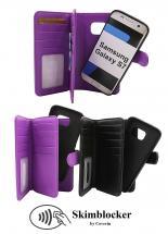 Skimblocker XL Magnet Wallet Samsung Galaxy S7 (G930F)