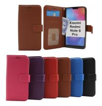 New Standcase Wallet Xiaomi Redmi Note 6 Pro