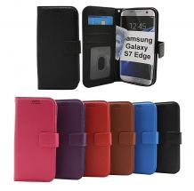 New Standcase Wallet Samsung Galaxy S7 Edge (G935F)