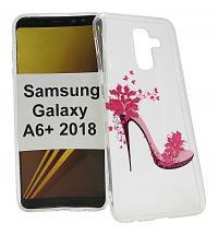 TPU Designcover Samsung Galaxy A6 Plus 2018 (A605FN/DS)
