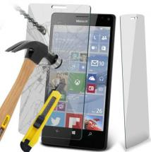 Glasbeskyttelse Microsoft Lumia 950 skärmskydd