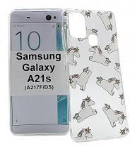 TPU Designcover Samsung Galaxy A21s (A217F/DS)