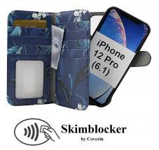Skimblocker XL Magnet Designwallet iPhone 12 Pro (6.1)