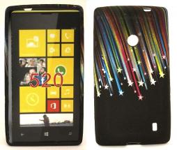 TPU Designcover Nokia Lumia 520