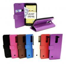Standcase Wallet LG K7 (X210)
