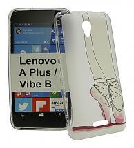 TPU Designcover Lenovo B / Vibe B