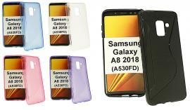 S-Line Cover Samsung Galaxy A8 2018 (A530FD)