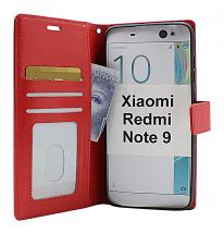 Crazy Horse Wallet Xiaomi Redmi Note 9