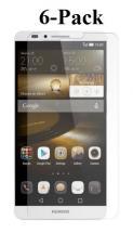 6-Pack Skærmbeskyttelse Huawei Mate S