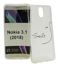 TPU Designcover Nokia 3.1 (2018)