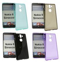 TPU Mobilcover Nokia 8 Sirocco