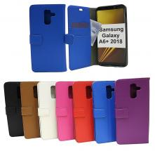 Standcase Wallet Samsung Galaxy A6 Plus 2018 (A605FN/DS)