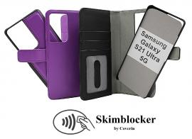 Skimblocker Magnet Wallet Samsung Galaxy S21 Ultra 5G (G998B)