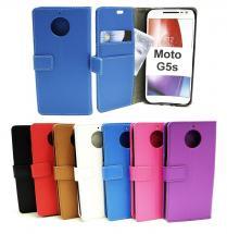 Standcase Wallet Moto G5s
